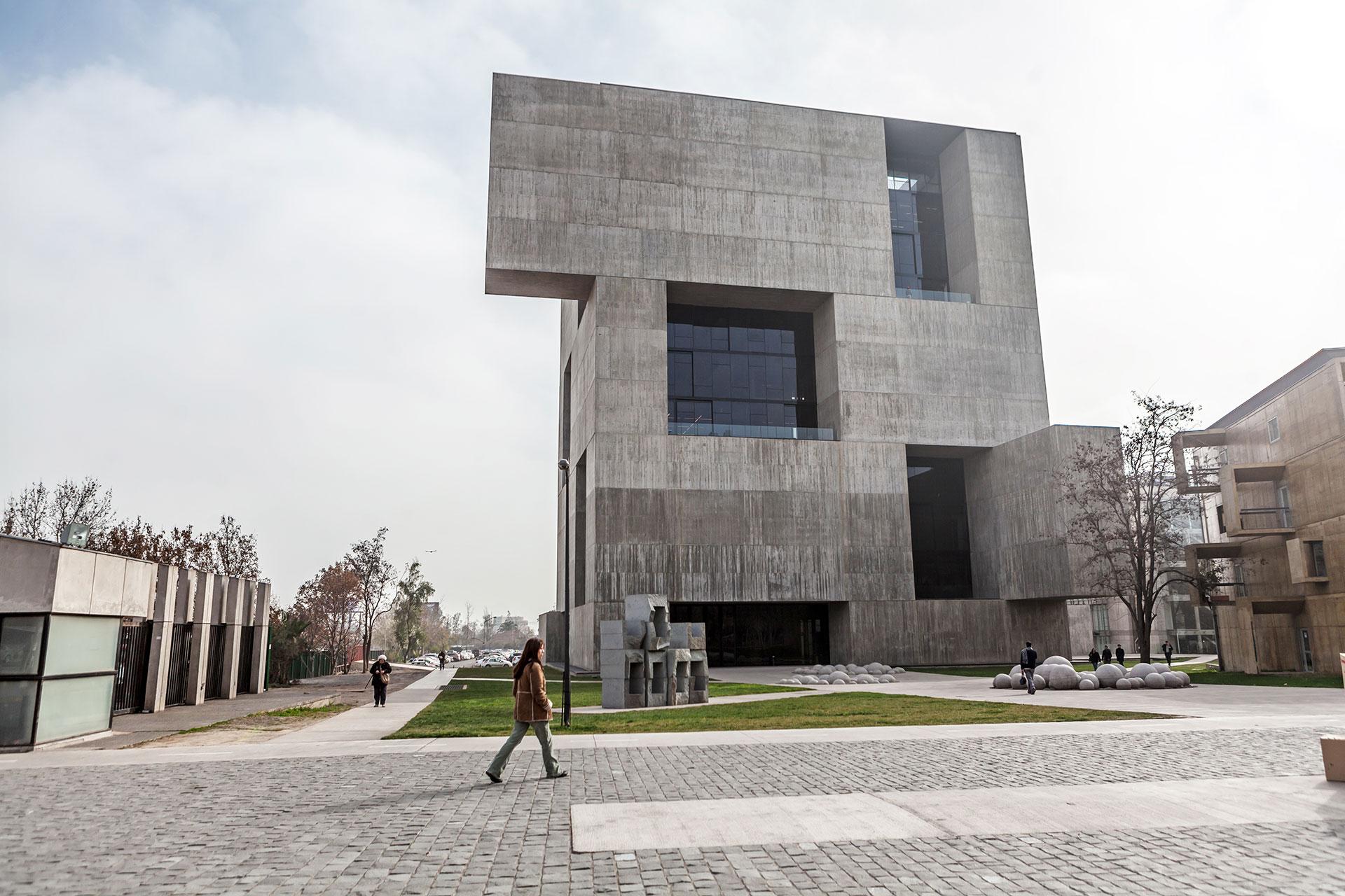 Centro de innovación Universidad Católica de Chile 2014