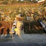 Parque Bicentenario de la Infancia Santiago de Chile 2012